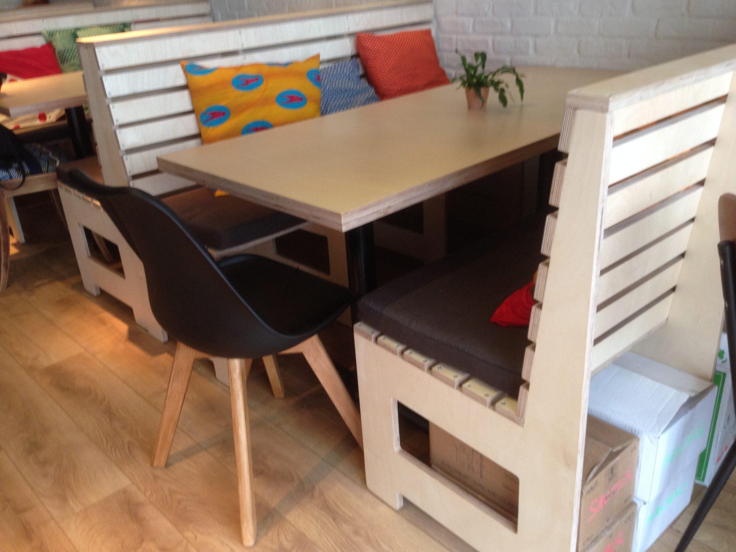 mobilier bois normandie